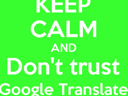 Dynamo 3 Module 3 Tangled Translations