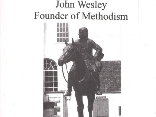 John Wesley  Founder of Methodism