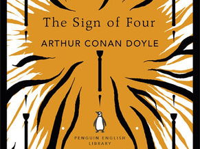 The Sign of Four: Chapter Four