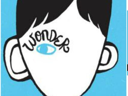 Wonder- R.J.Palacio- The use of first person perspective