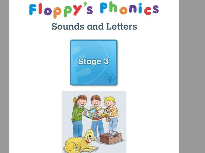 ORT Floppy Phonics Stage 3 Worksheets and Activities