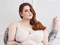 Modelos - No es 'curvy' sino talla grande