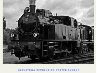 Industrial Revolution Poster Bundle