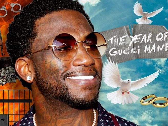 The Autobiography of Gucci Mane By Gucci Mane and Neil Martinez-Belkin. How to write Rap.