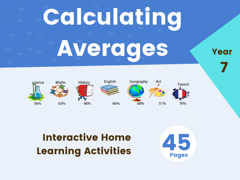 Calculating Averages - Key Stage 3