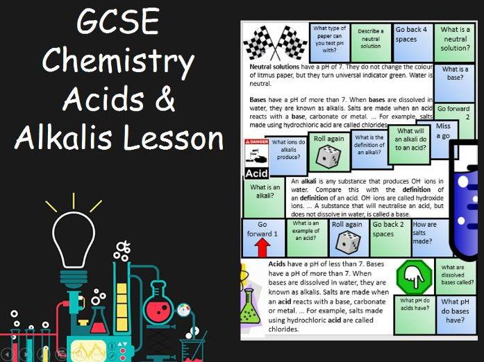 gcse chemistry coursework 2015