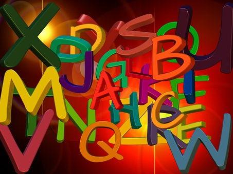 L'alphabet en français