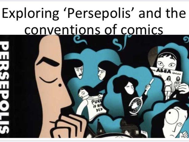 IB Literature - Persepolis