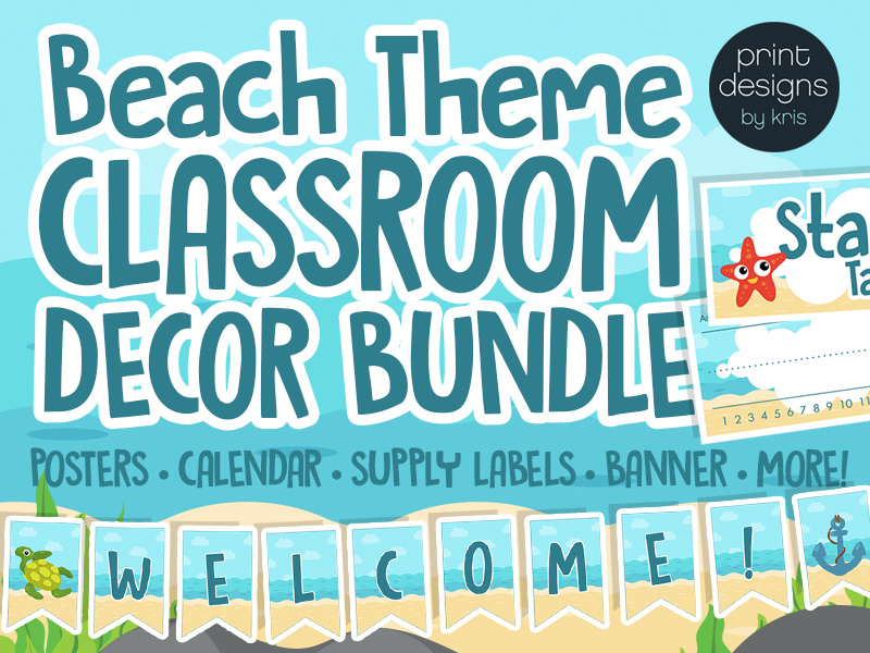Classroom Decor Bundles ~ Early years day and night resources
