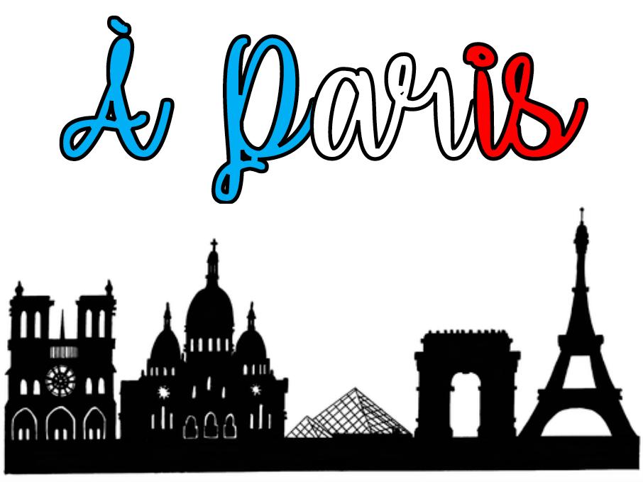 À Paris - GCSE Preparation Course