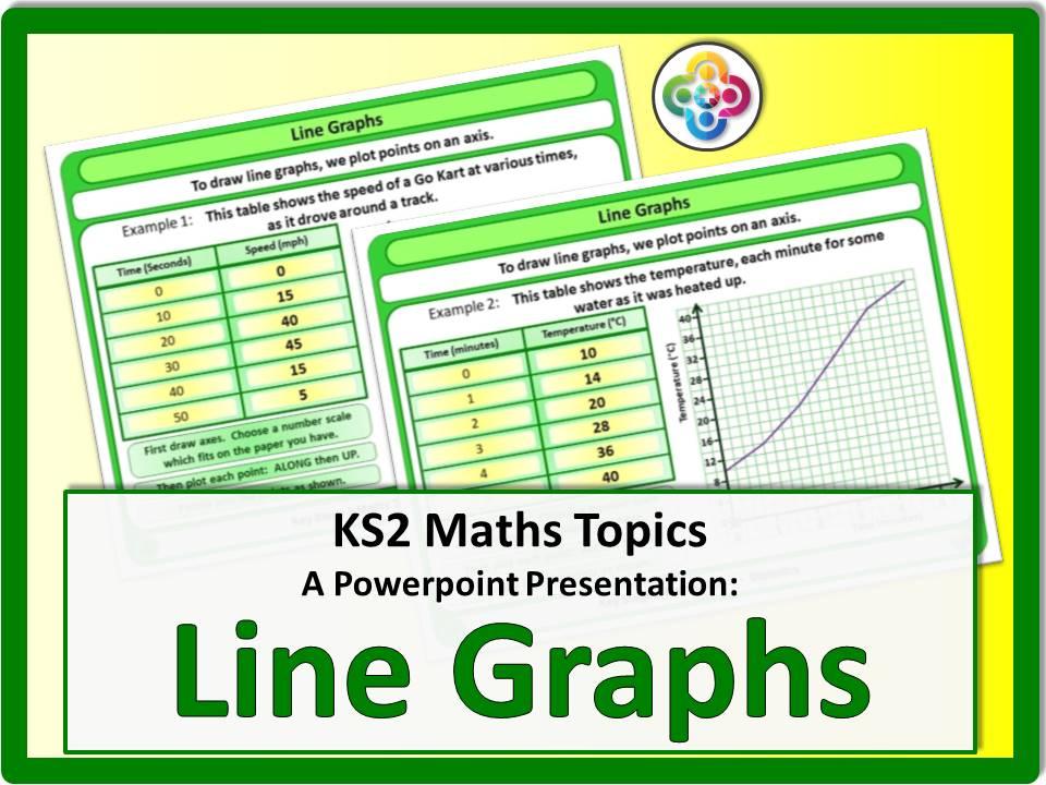 Line Graphs KS2