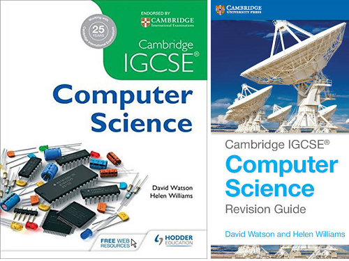 Cambridge  O-Level IGCSE Computer Science (2210/0478) - NOTES OF ALL CHAPTERS (P1 & P2)
