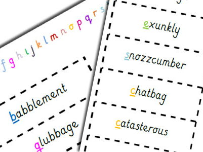 BFG Literacy Bumper Pack