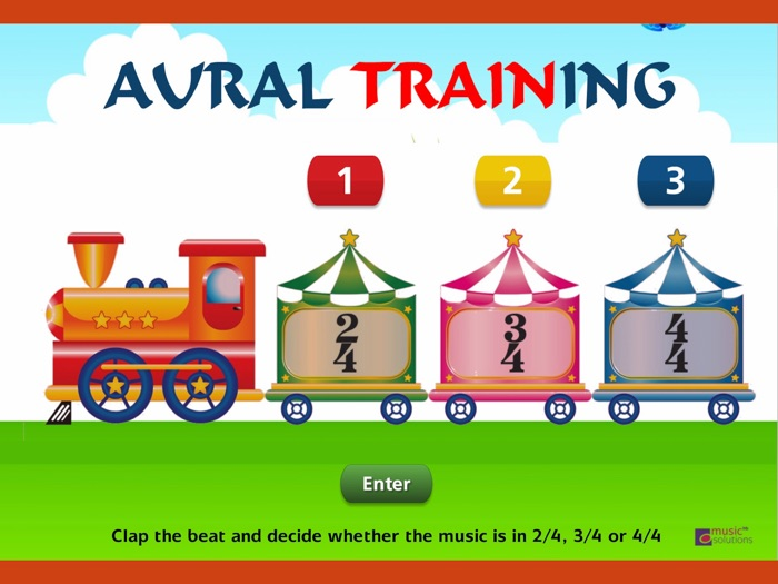 Clap The Beat  Music Interactive Aural Game