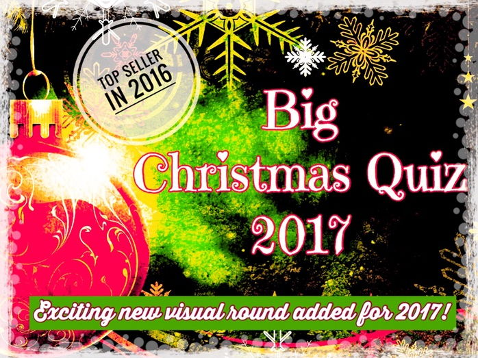 CHRISTMAS QUIZ 2017 - Slideshow Edition
