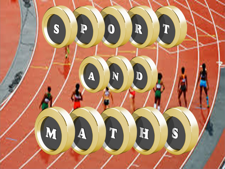 Sports Day Theme Maths Bundle (sports week/P.E./cross-curricular)