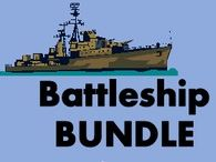 Bataille navale Battleship in French Bundle