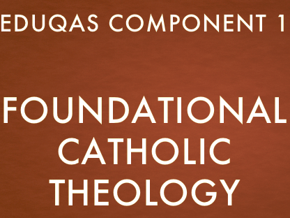 EDUQAS Catholic Christianity Origins and Meaning