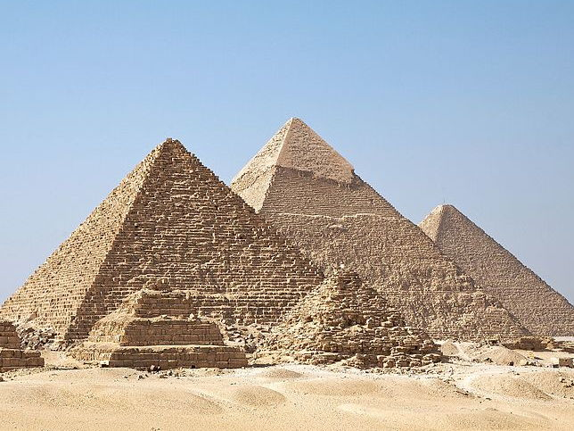 Pyramid your Revision Worksheet