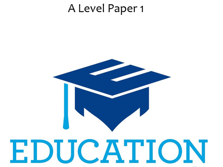 A Level Sociology - Education Revision Guide