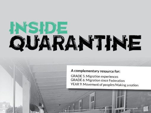 Inside Quarantine Resource Bundle