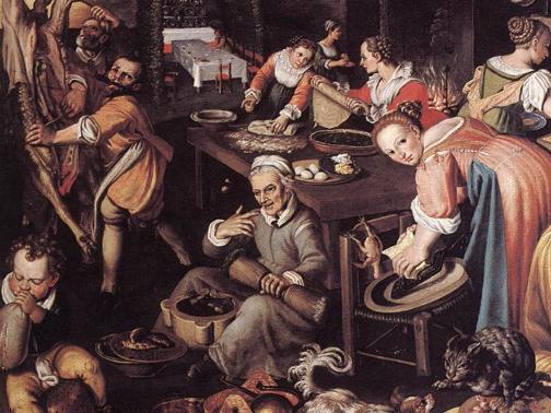 Medieval Feasting