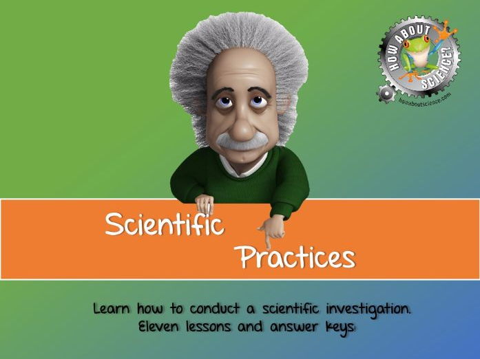 Scientific Practices for Middle School Students