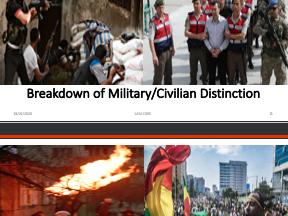 Global Politics: Postmodern Conflict