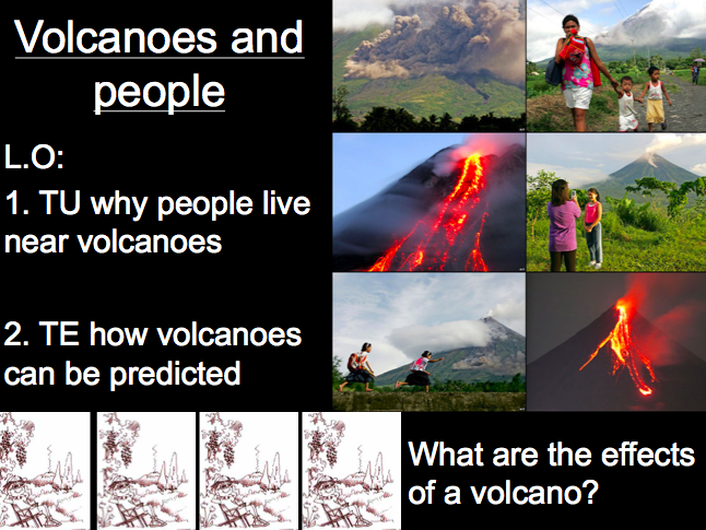 AQA GCSE Geography: Lesson 7 The Restless Earth - Monitoring Volcanoes