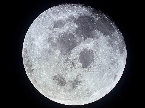 **The Moon**