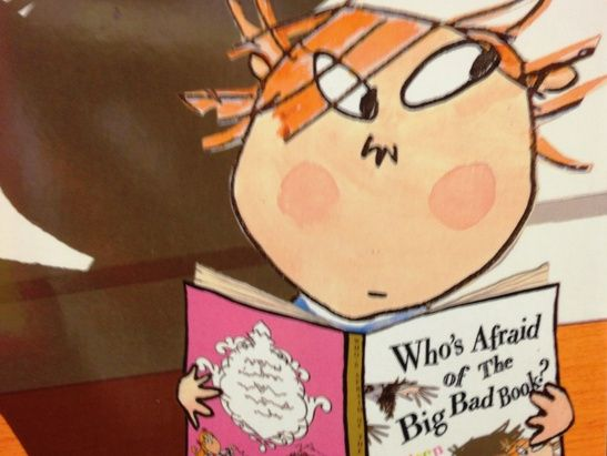 Who's Afraid of the Big Bad Book Themed Class Assembly Pack