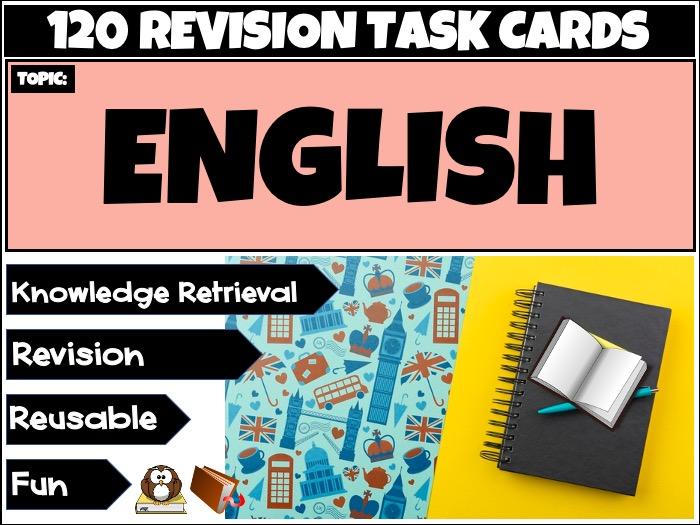 English Revision Bundle