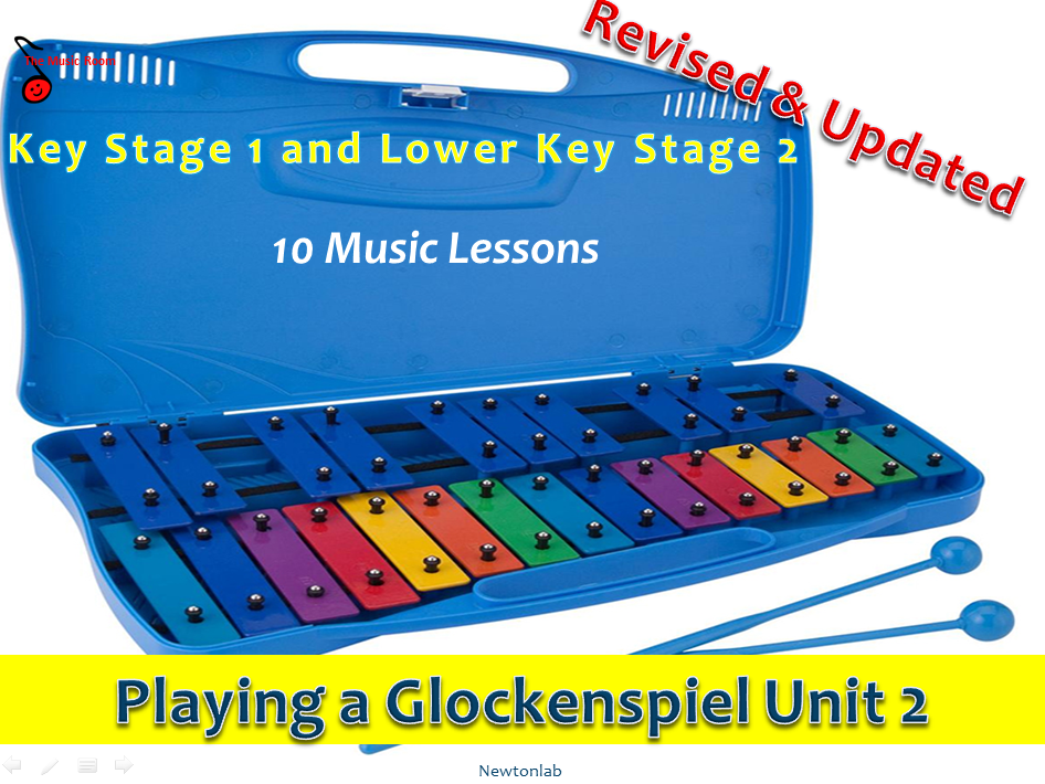 Playing a Glockenspiel Unit 2 - Key Stage 1 and Lower Key Stage 2