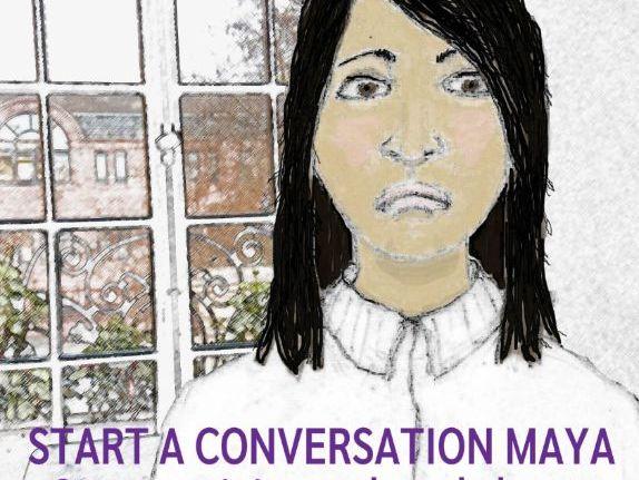 Start a Conversation Maya - story activity and lesson (US)