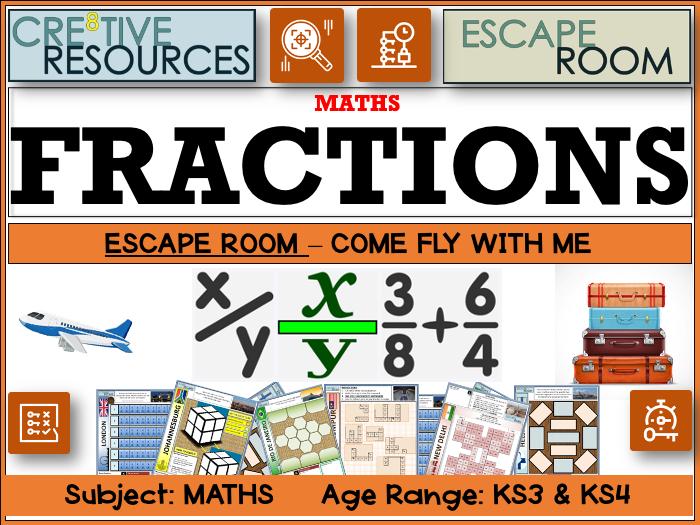 Fractions Maths