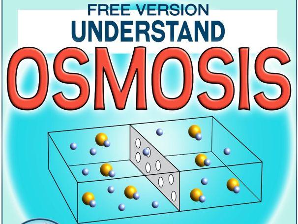 Understand Osmosis (FREE VERSION)