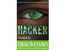 Hacker (Malorie Blackman) Comprehension Questions for the whole Book.
