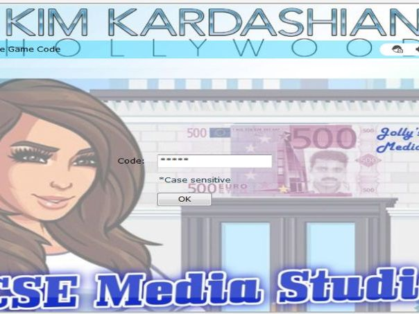 Kim Kardashian :  Hollywood   Close Study Product AQA GCSE Media Studies 8572