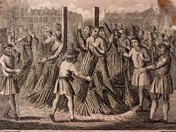 Crime and Punishment: Torture and Death