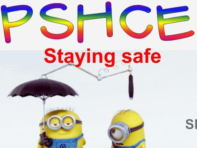 PSCHE STAYING SAFE YR 1. IWB SLIDES, RESOURCES & PLANS