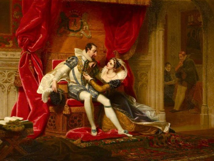 Robert Dudley and Elizabeth I: Marriage?