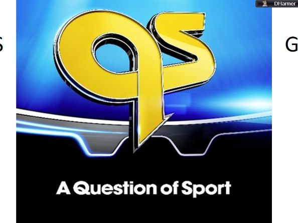 Question of Sport Quiz (online and classroom compatible)