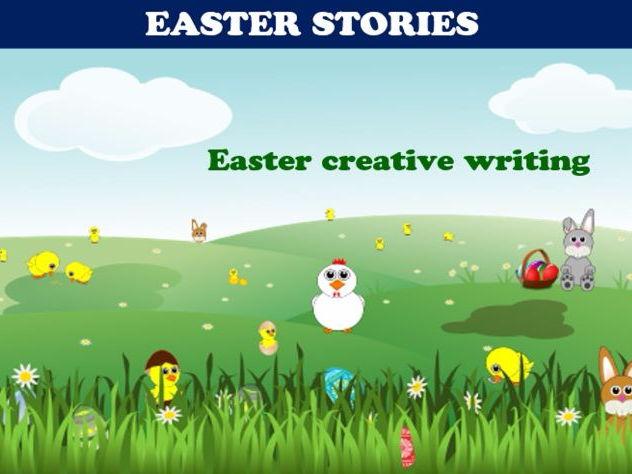 Easter creative writing KS3 year 7 year 8 year 9