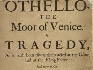 othello english exam Othello: essay topics 1) some have said that the focus of othello is not the title character, as is the case with shakespeare's other great tragedies, macbeth, king lear, and hamlet.