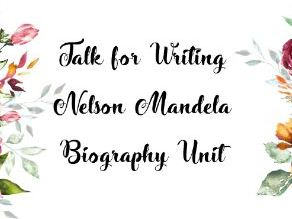 T4W Biography Unit Harry Potter and Nelson Mandela