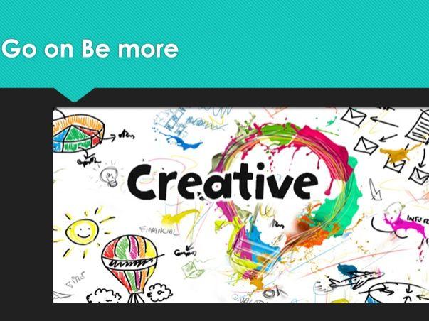 Creativity assembly