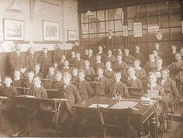 Victorian Schoolroom Assembly Script (KS2/3)