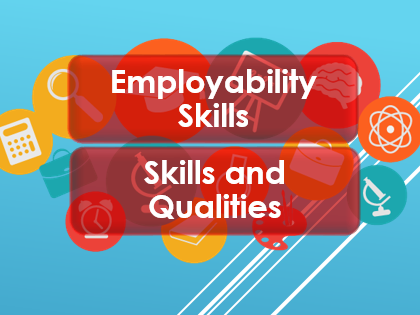 Employability Skills: Skills and Qualities: Types of Skill/Personal Qualities