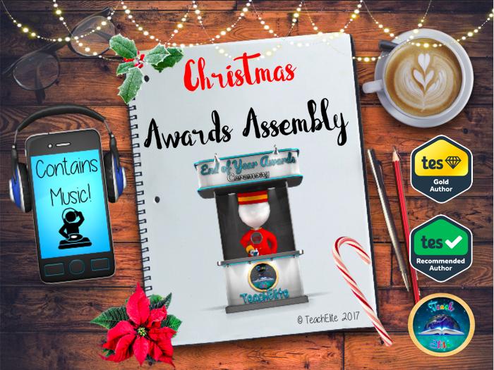 Christmas: Christmas Awards Ceremony