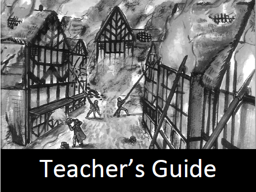 Vlad and the Great Fire of London - Teacher's Guide